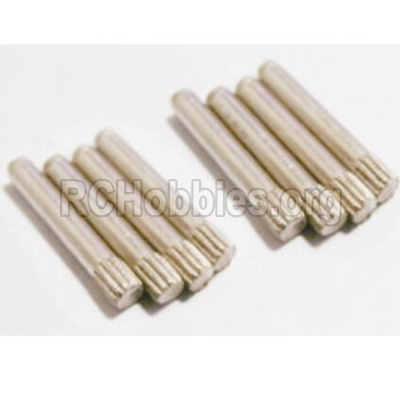 HBX 2138 Fire Runner Pin Suspension Pins(2x13mm)-25016