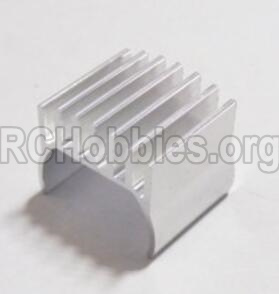 HBX 2138 Fire Runner Aluminum Motor Heat Sink 24605