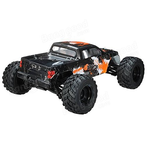 HaiBoXing HBX 12813 Survivor MT RC Truck and Parts