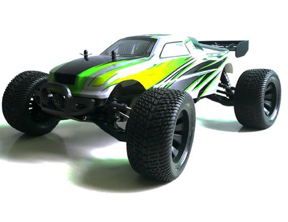 HaiBoXing HBX 12882P ONSLAUGHT RC Truck and Parts