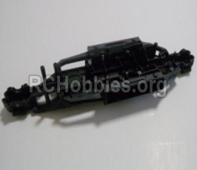 HBX 12891 Parts-Chassis,Bottom frame Parts-12600BT