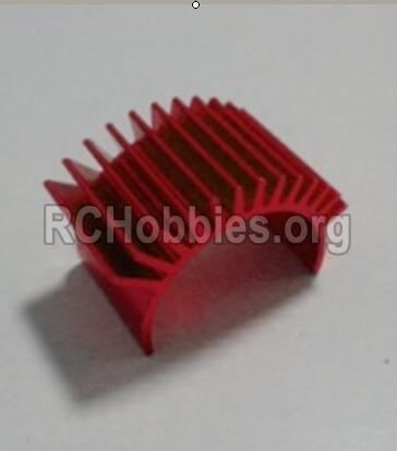 HBX 12891 Dune Thunder Car Parts-Motor Heatsink Parts-12616