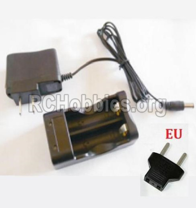 HBX 12891 Parts-Charge Box and Charger(Europen Standard Socket) Parts-12641