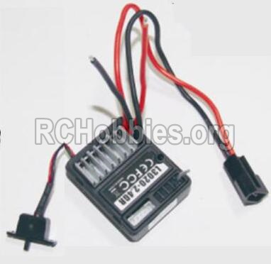 HBX 12891 Dune Thunder Car Parts-ESC Board Parts-12522RT