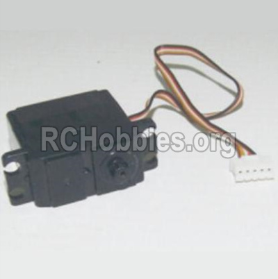 HBX 12891 Dune Thunder Car Parts-5-wire Steering Servo Parts-12030