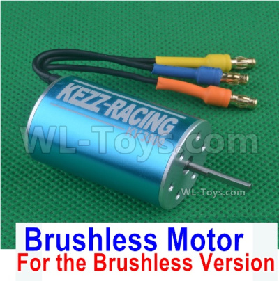 HBX 16889 RAVAGE Car Parts-Brushless Motor-For the Brushless Version-M16111