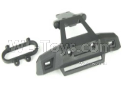 HBX 16889 RAVAGE Car Parts-Front Bumper Assembly Parts-M16004