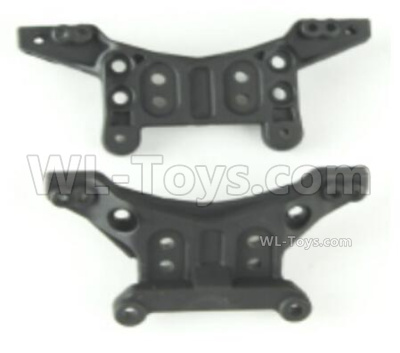 HBX 16889 RAVAGE Car Parts-Shock Towers (Front and Rear)-M16010