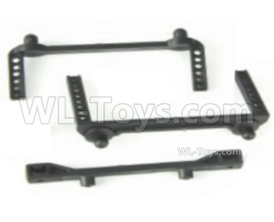 HBX 16889 RAVAGE Car Parts-Body Posts Parts-M16011