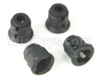 HBX 16889 RAVAGE Car Parts-Diff, Outdrive Cups,Differential Cups,Total 4pcs-M16016