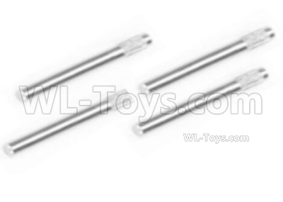 HBX 16889 RAVAGE Car Parts-Rear Hub Pins-Total 4pcs-M16025