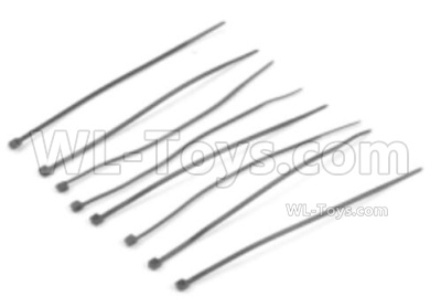 HBX 16889 RAVAGE Car Parts-Zip Ties Parts(8pcs)-P010