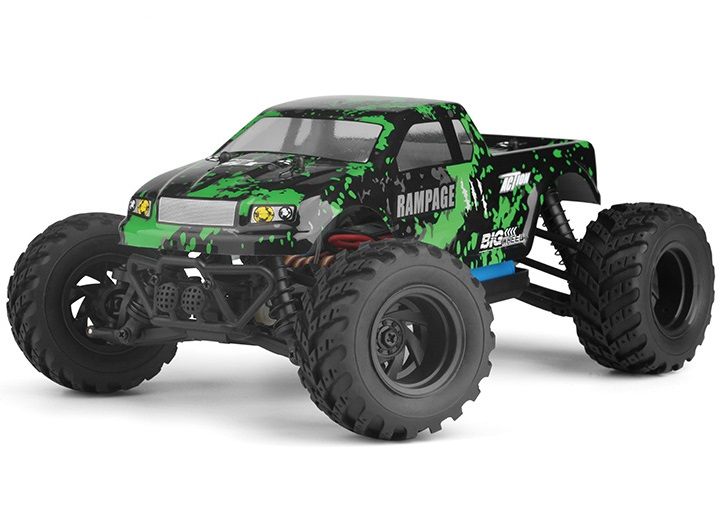 HaiBoXing HBX 18859R RAVAGE RC Truck and Parts