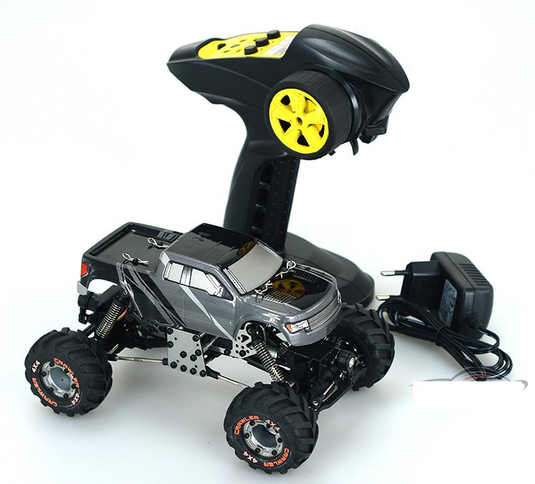 HaiBoXing HBX 2098B Devastator RC Truck and Parts