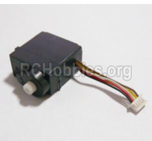 HBX 2118 Car Parts-Servo Parts-5-Wire Steering Servo (9g) Parts-25011
