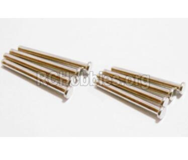 HBX 2118 Car Parts-Pin Parts-Suspension Pins(2x21.8mm)-8pcs Parts-25015