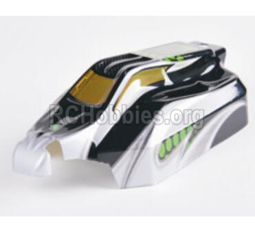 HBX 2118 Car Parts-Body Shell Parts-Buggy Body Shell,Car shell-Green Parts-18B02