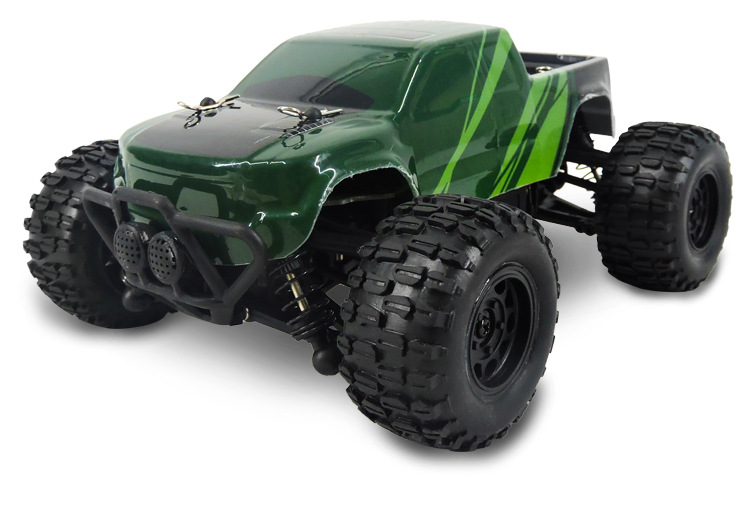HaiBoXing HBX 2138 Fire Runner RC Truck and Parts