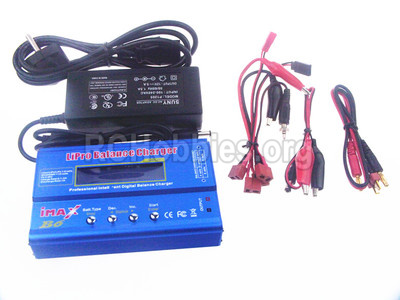 HBX T6 Buggy Parts-Upgrade B6 Balance charger and Power Charger unit Parts-(Can charger 2S 7.4v or 3S 11.1V Battery) Parts TS008