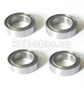 HBX T6 Buggy Parts-Ball Bearings 10x19x5mm(4pcs) Parts H010