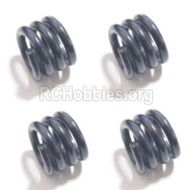 HBX Hammerhead T6 Parts-Slipper Springs Parts(4pcs) Parts TS025