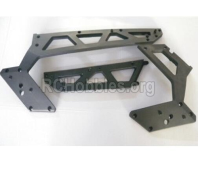 HBX T6 Buggy Parts-Side Framework Mount Parts Parts TS038