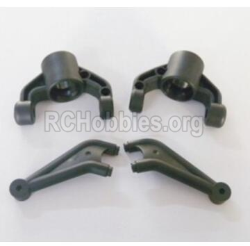 HBX T6 Buggy Parts-Steering Hubs Parts TS043