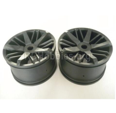 HBX T6 Buggy Parts-Front Wheel Rims,Front wheel hub(2pcs) Parts TS054