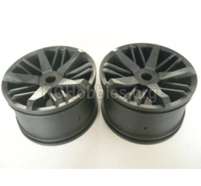 HBX T6 Buggy Parts-Rear Wheel Rims,Rear wheel hub(2pcs) Parts TS055