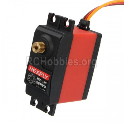 HBX T6 Buggy Parts-15KG Metal Gear Steering Servo Parts TS070