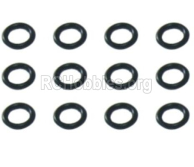 HBX T6 Buggy Parts-Diff. O-Ring Parts TS071